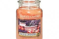 Peach-Lavender